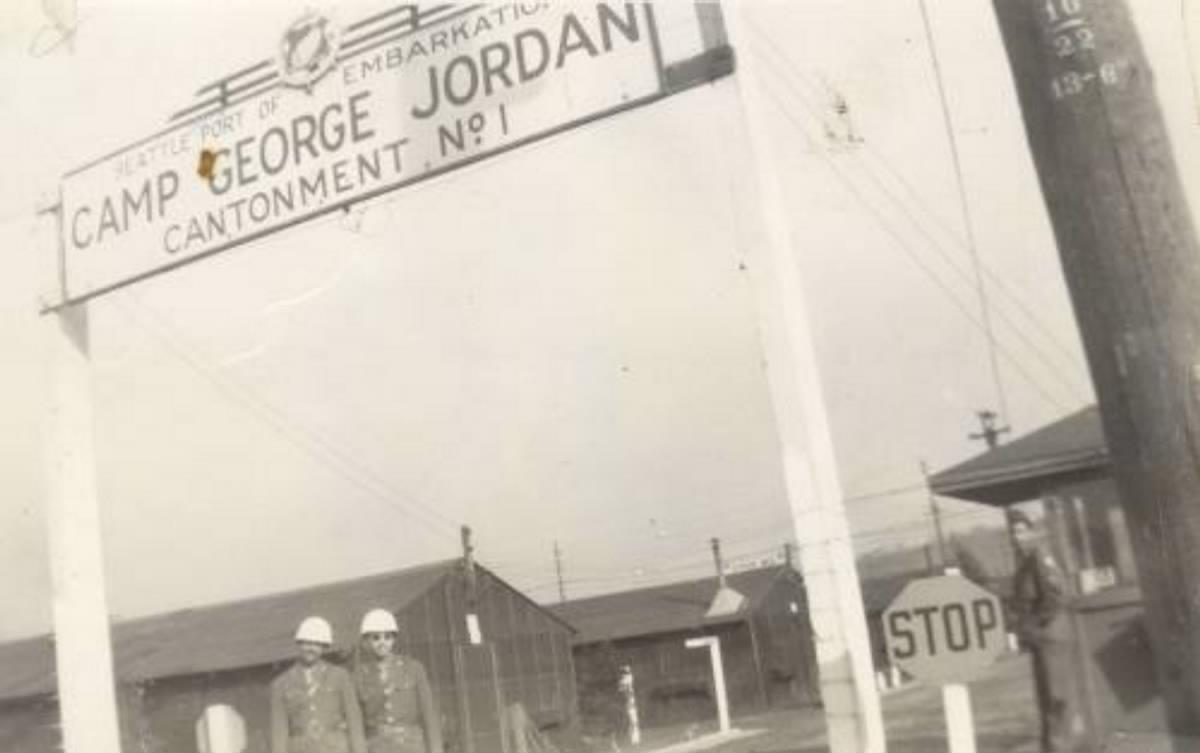 Camp George Jordan