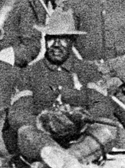 Sgt. George Jordan