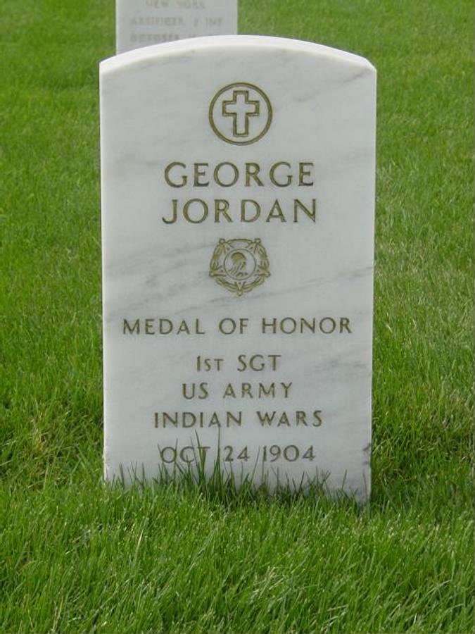 George Jordan Grave